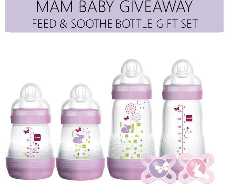 Win it Wednesday: Mam Baby Giveaway
