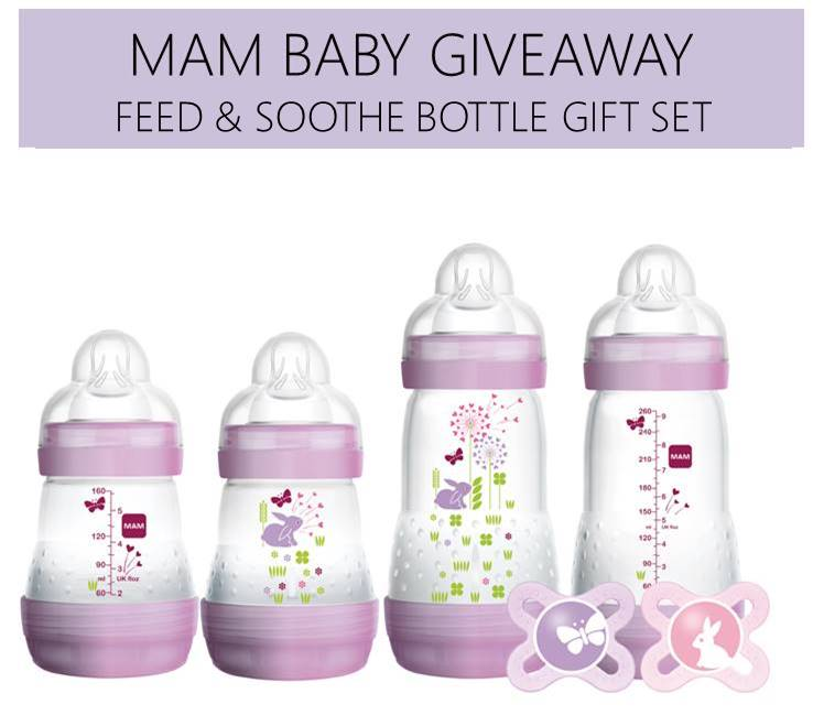 mam baby giveaway