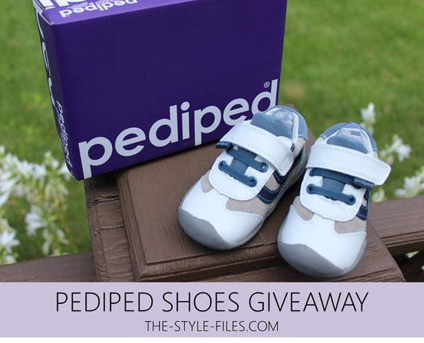Win it Wednesday // pediped Shoes Giveaway