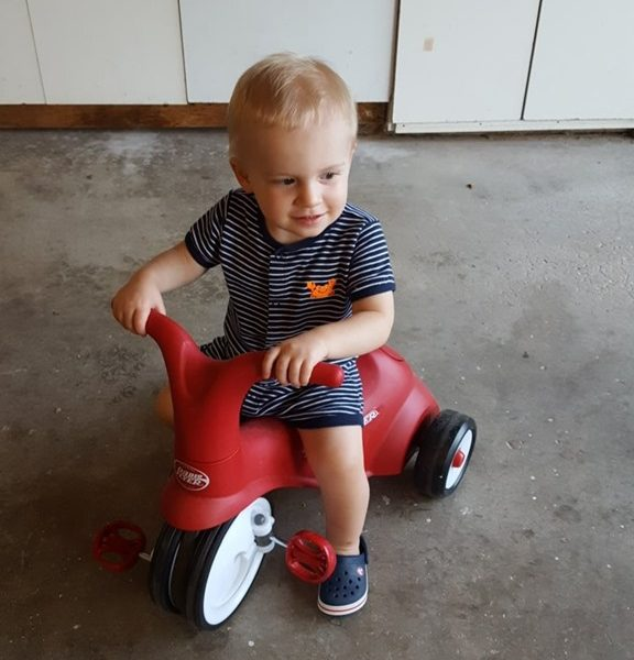 Taking Flight with Radio Flyer