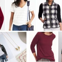 october 2016 clothing budget