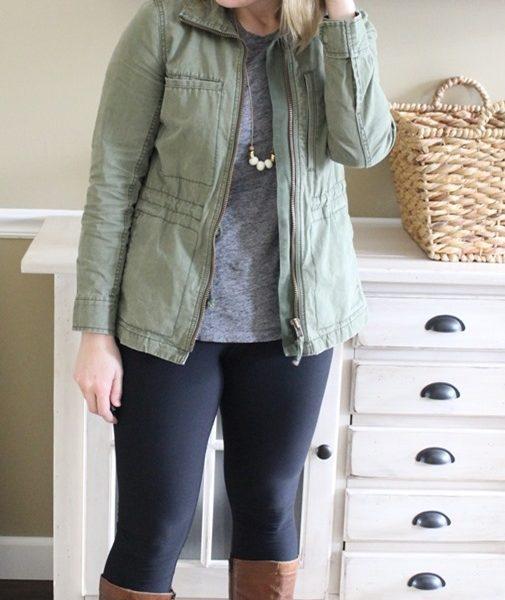 Mom Style #37 // My Closet Staples