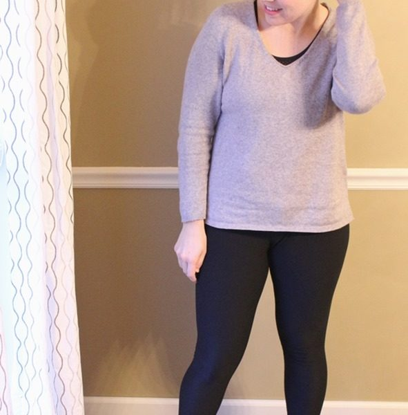 My Minimalism Style: Neutral Athleisure