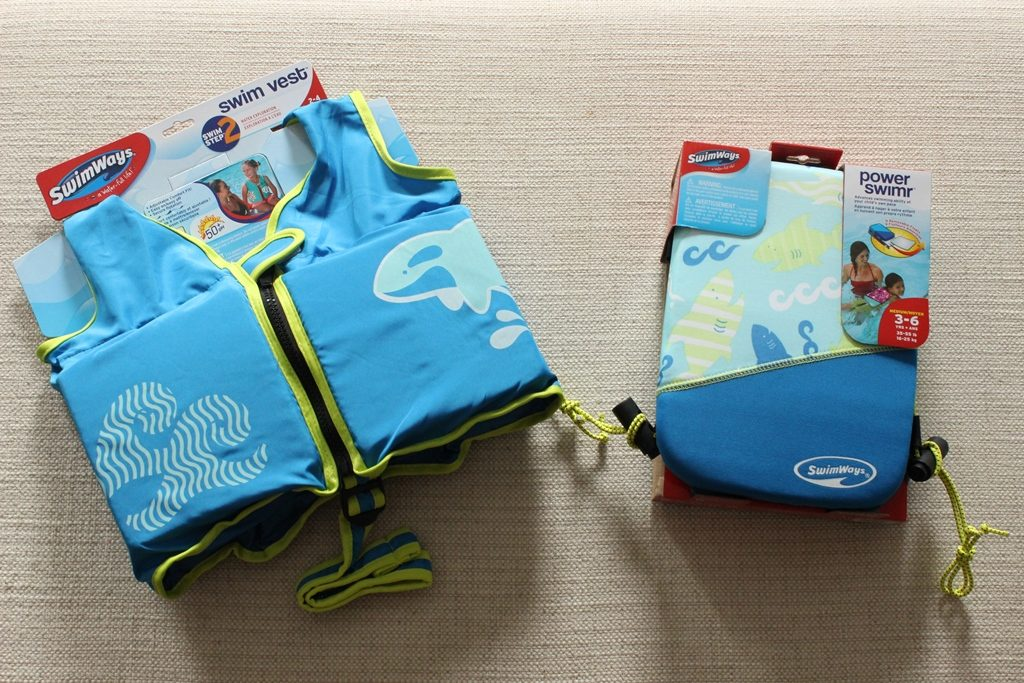 swimways toddler water safety