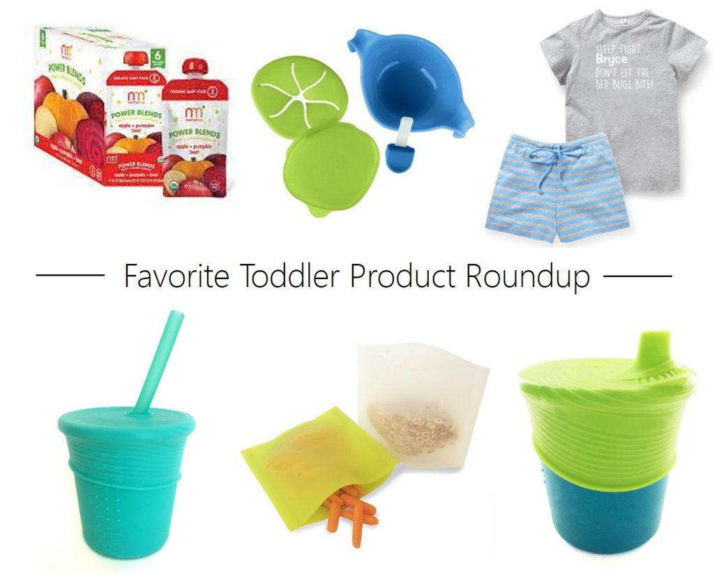 favorite toddler product roundup