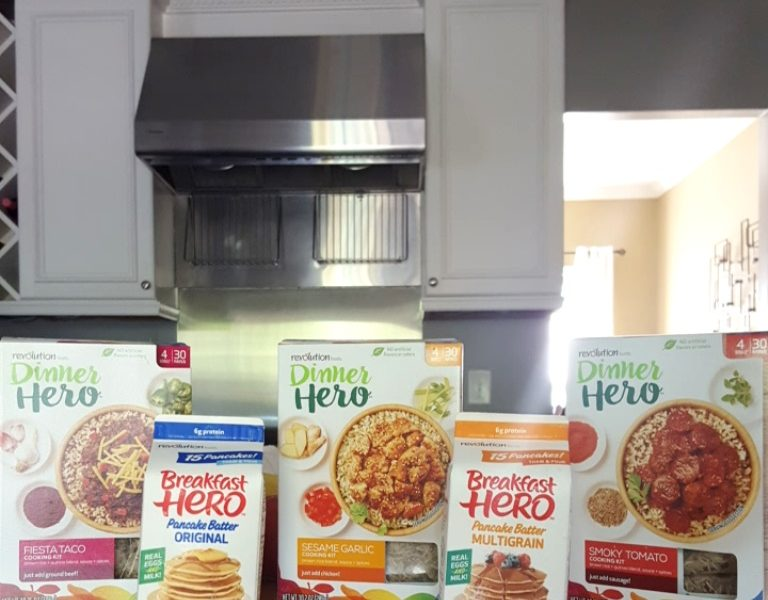How To Be a Dinner Hero…and a Giveaway!