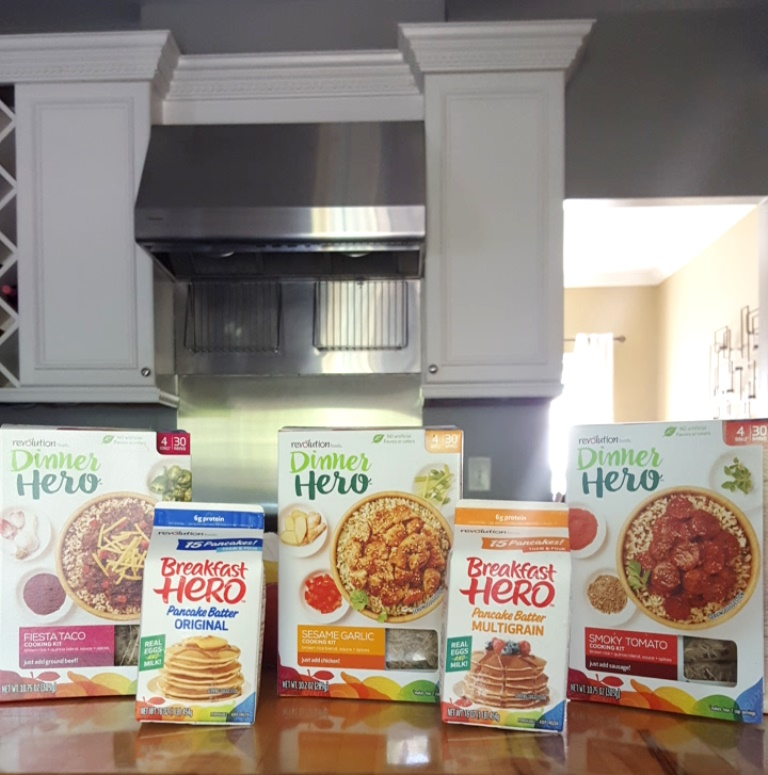 revolution foods products