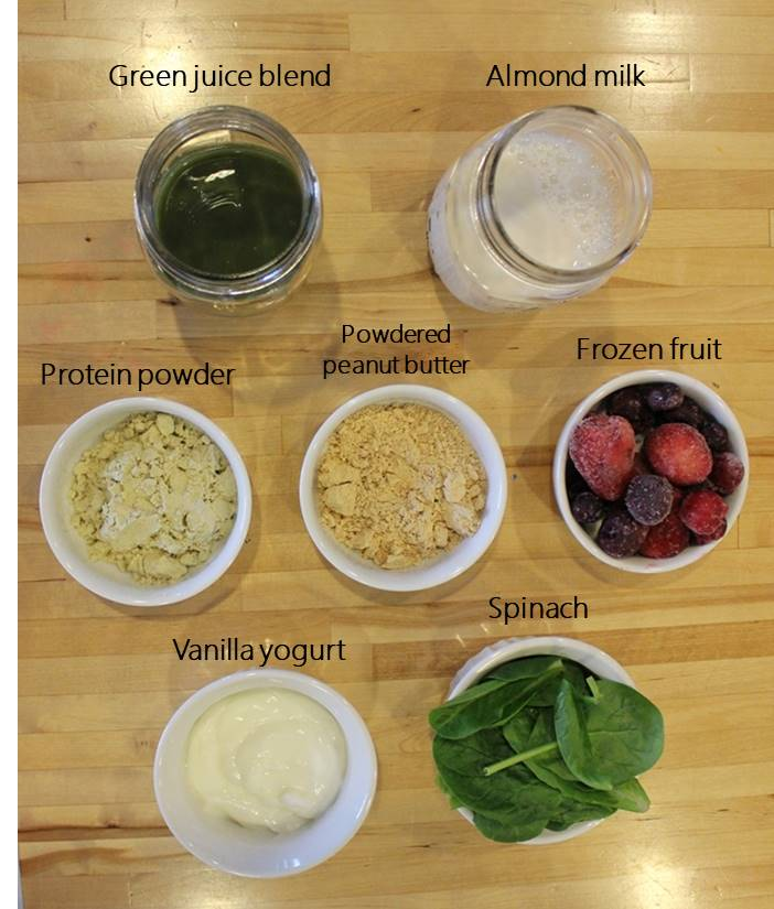 smoothie ingredient recipe