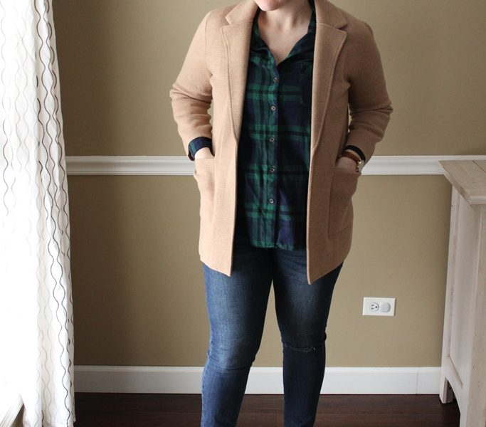 My maternity capsule wardrobe…the second time around.