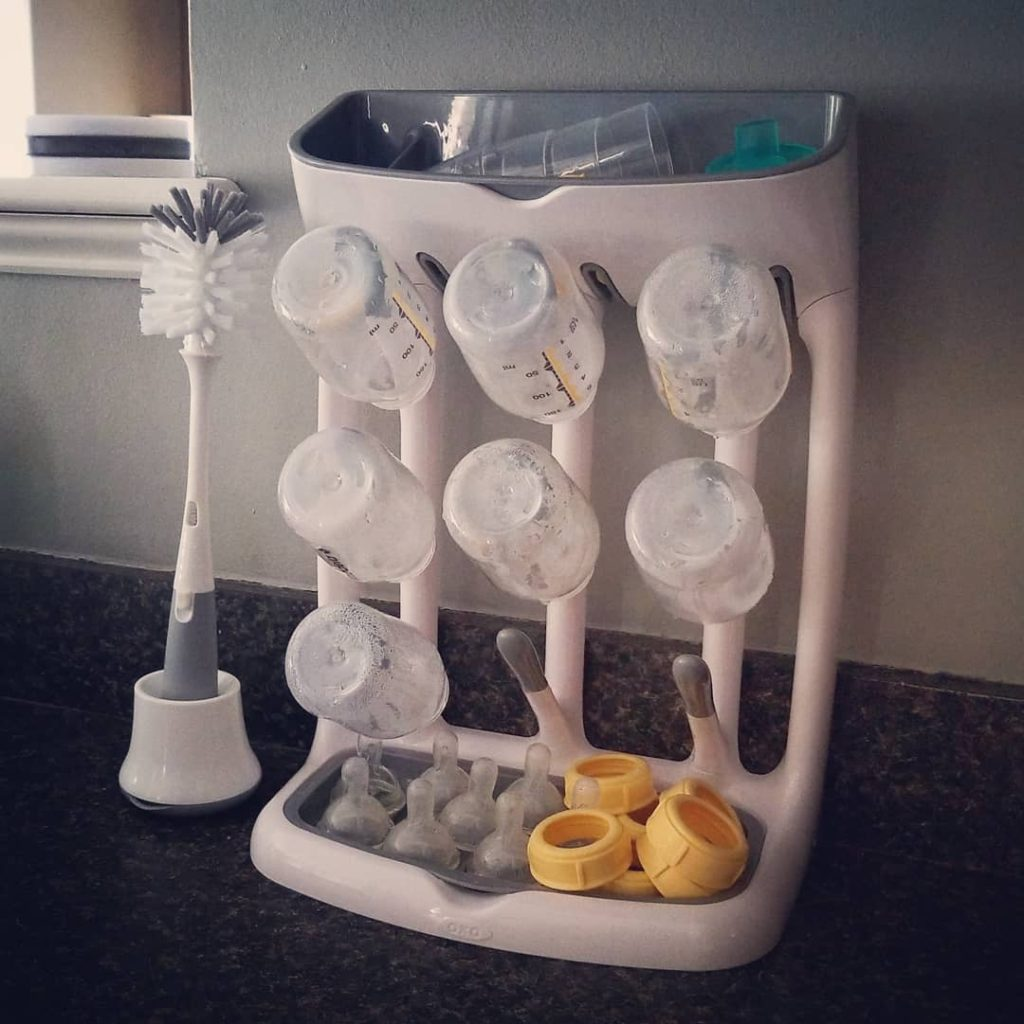 oxo tot bottle rack